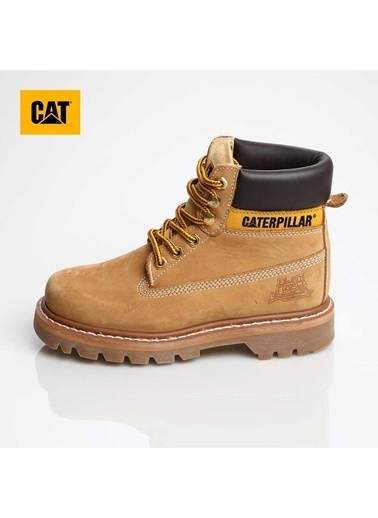 Caterpillar Bot Sarı